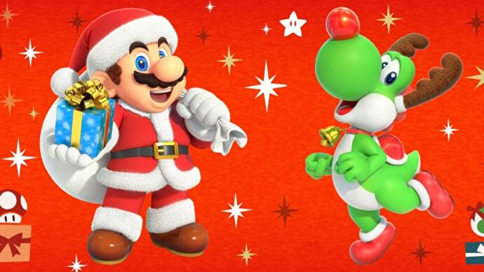 Nintendo Christmas.Nintendo Rolls Out The Seasonal Savings For Its Eshop
