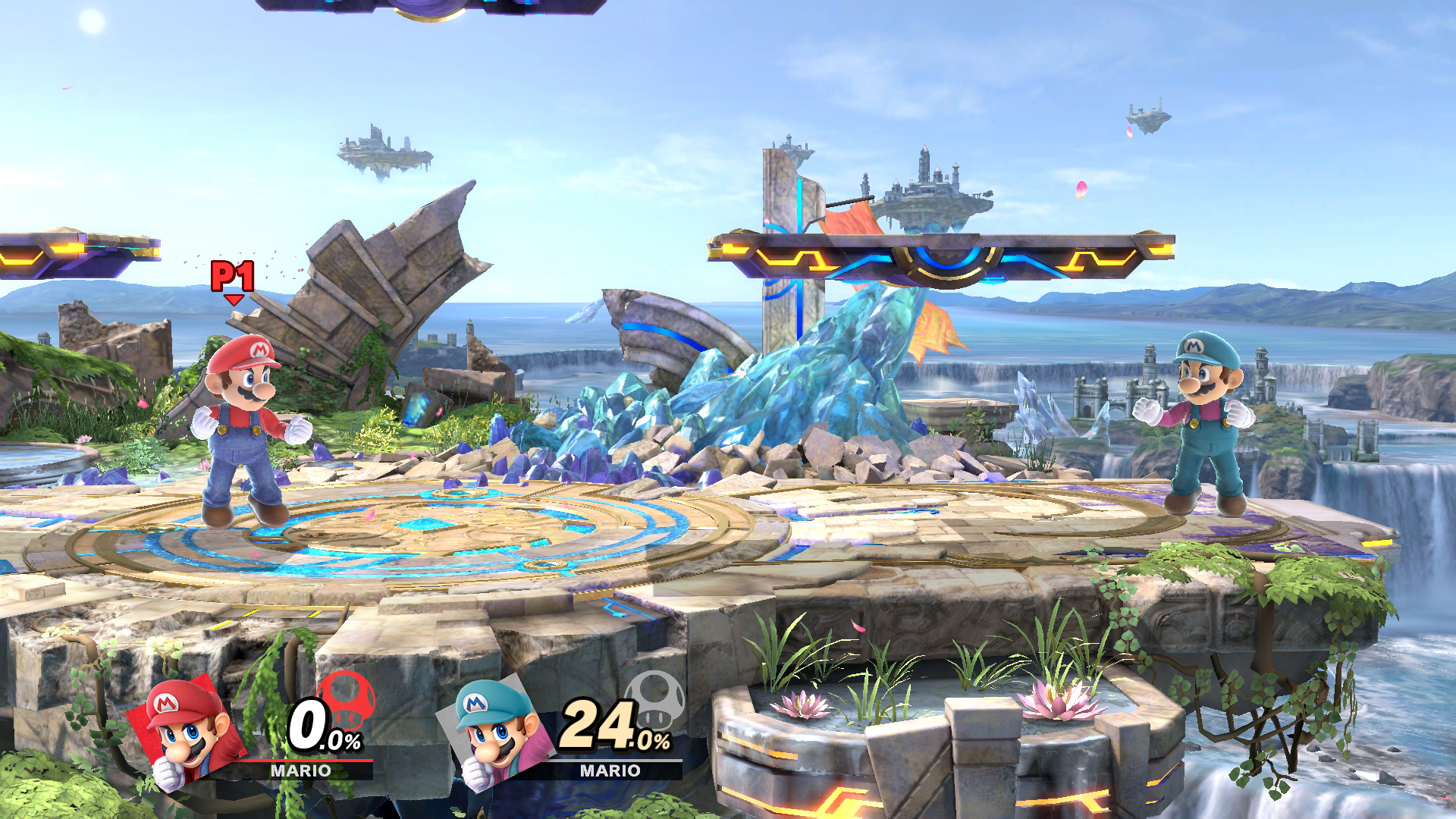 Does Super Smash Bros Ultimate Deliver A Generational Leap For Way Switches At The End Of Switched Circuit And 4way Switch