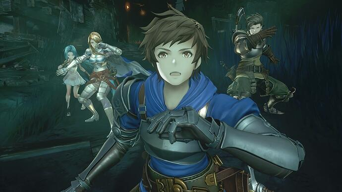 Trailer y gameplay de Granblue Fantasy: Relink