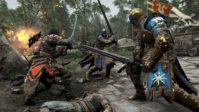 For Honor outlines third year ofupdates