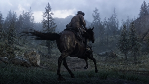 Red Dead Redemption 2: pubblicato un video convincente, ma p