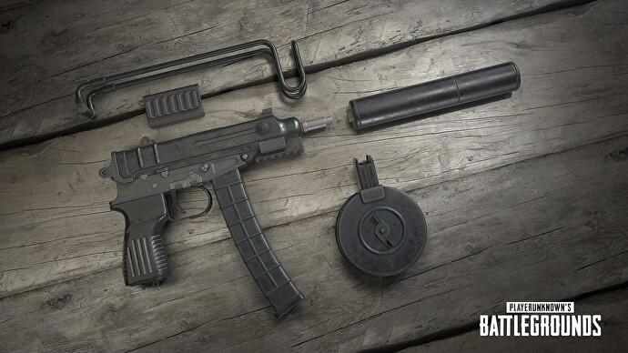 PUBG weapons damage stats - MP5K stats, damage chart and the