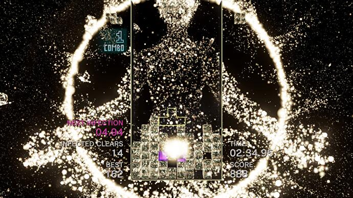 Eurogamer's game of the year 2018 is Tetris Effect