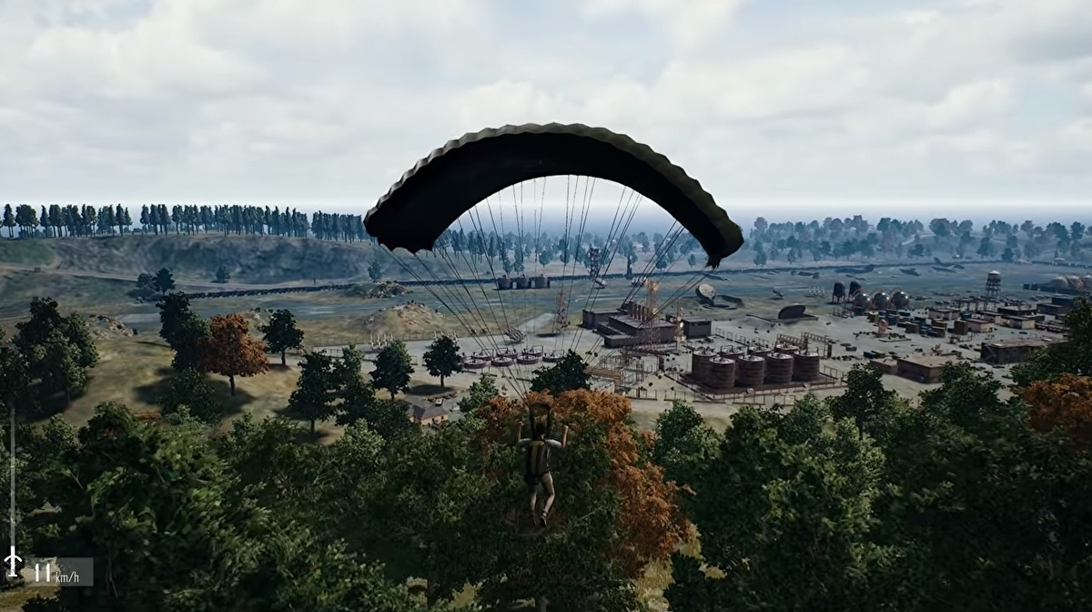 PUBG is back up to one million current players on Steam