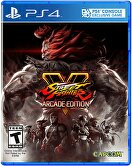 Street Fighter V: Arcade Edition packshot