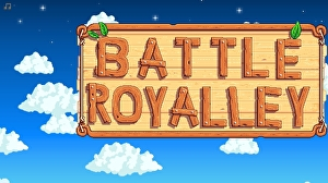 Jan 7 Stardew Valley has a battle royale mod, because of course it