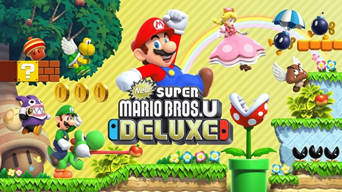 New Super Mario Bros U Deluxe Is For The Hardest Of Hardcore Mario