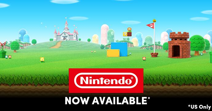 Humble now sells Nintendo Switch and 3DS games in US