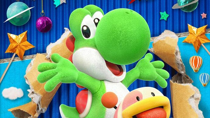 Yoshi's Crafted World, Kirby's Extra Epic Yarn get March release dates