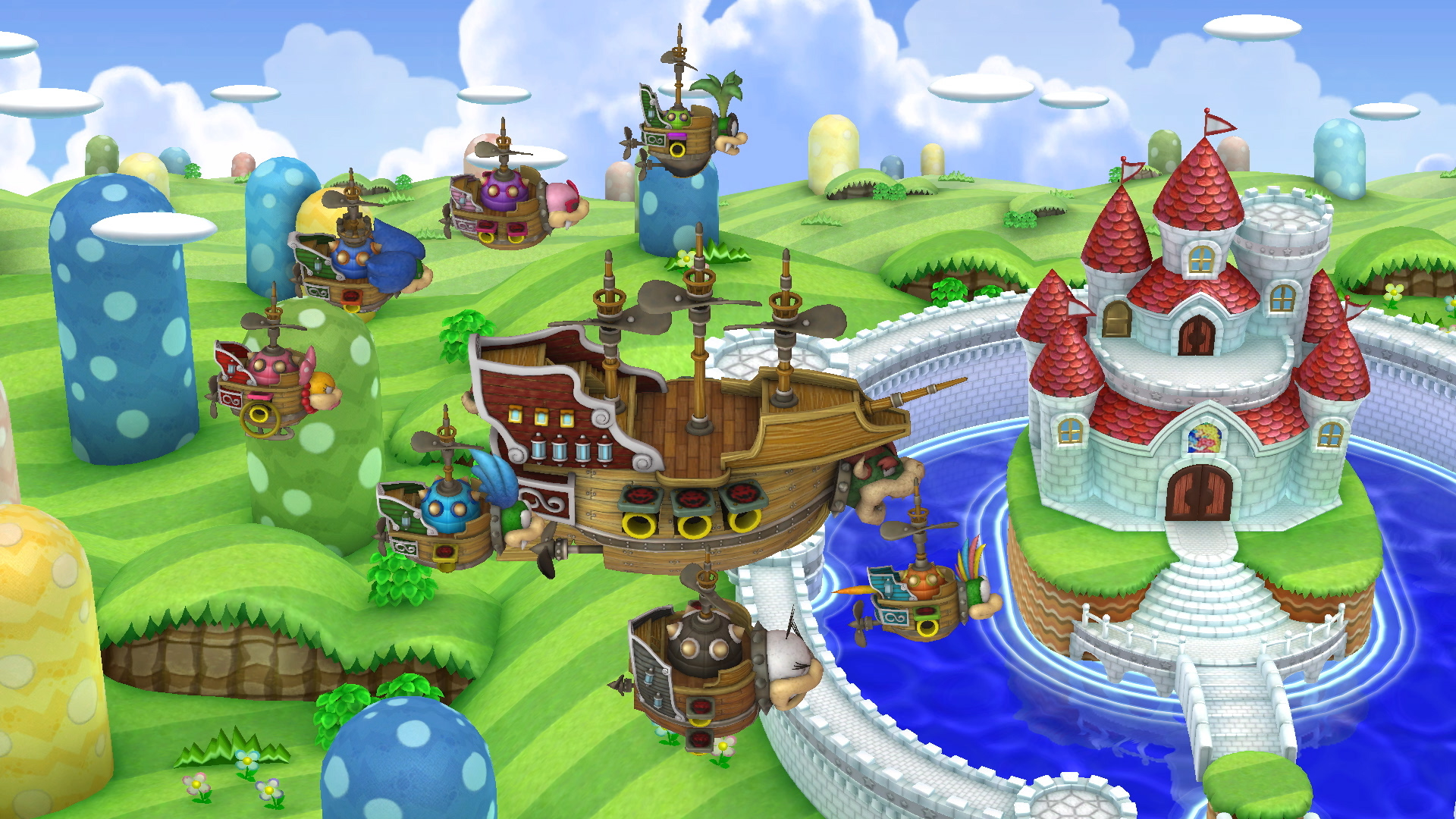 How New Super Mario Bros U Deluxe on Switch improves over ...