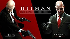 Hitman HD Enhanced Collection |  disponibile il trailer di lancio assieme a qualche