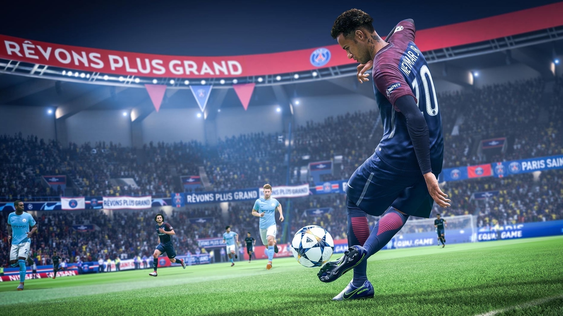 FIFA 19 Meest Gedownloade Game In Europese PS Store In