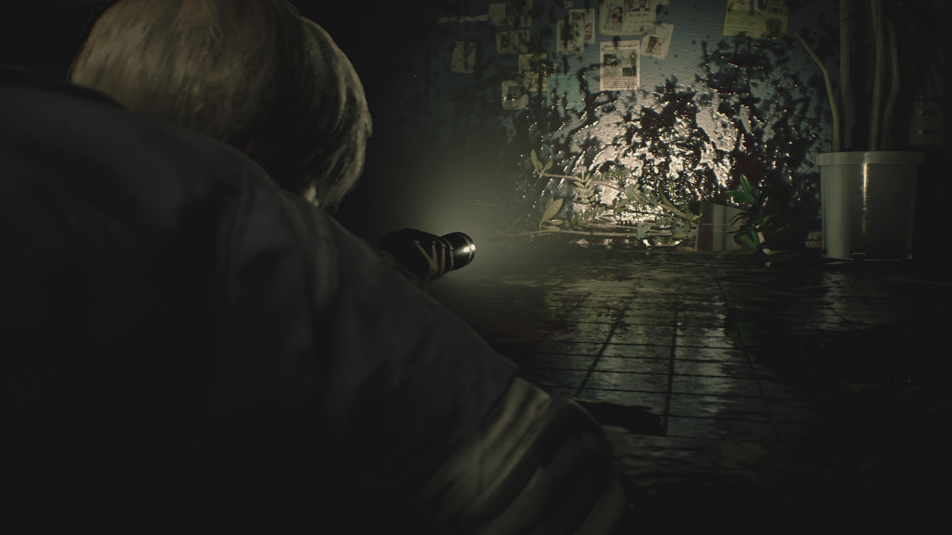 Resident Evil 2 Remake takes Capcom's RE engine to the next