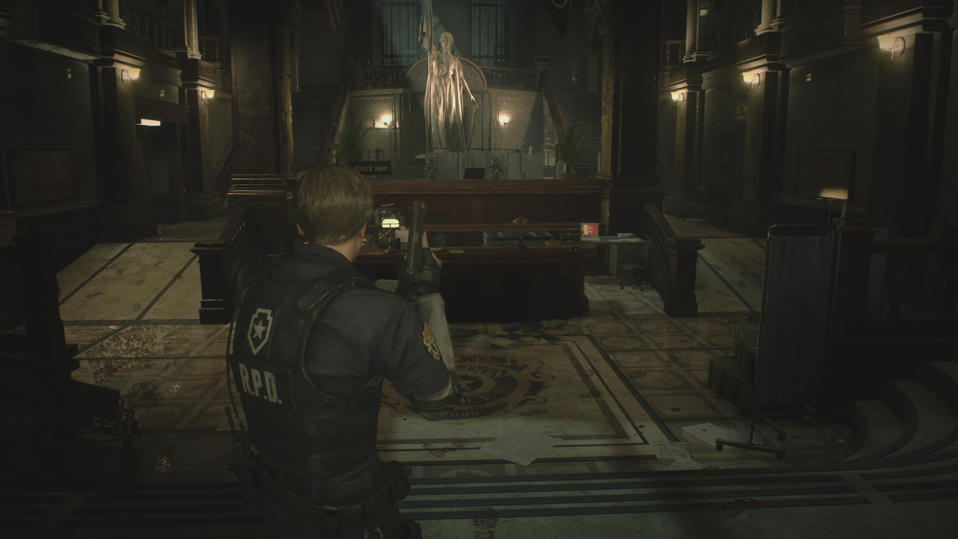 Resident Evil 2 Remake takes Capcom's RE engine to the next level