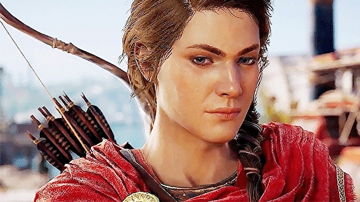 Ubisoft Sorry For Shock Assassin S Creed Odyssey Dlc Twist Which