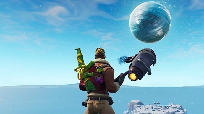 Forget The Cube Fortnite Fans Are Now Pondering A Mysterious