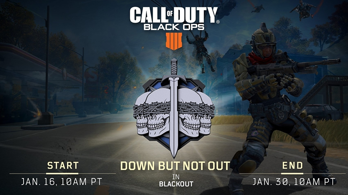 Call of Duty: Black Ops 4 Blackout gets respawn mode for the