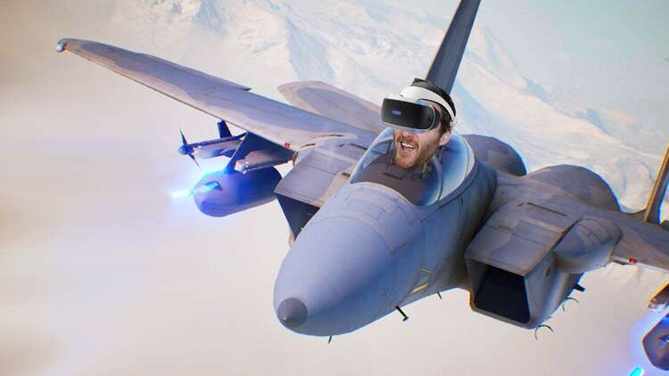 Ace Combat 7 In Vr Is Phenomenal If You Have The Stomach For It Eurogamer Net