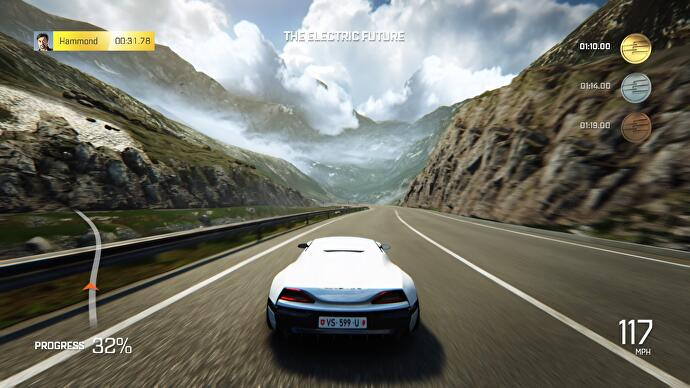 The Grand Tour Game is a bad game, but an interesting vision
