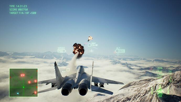 Ace Combat 7 review - a stellar return for the skybound