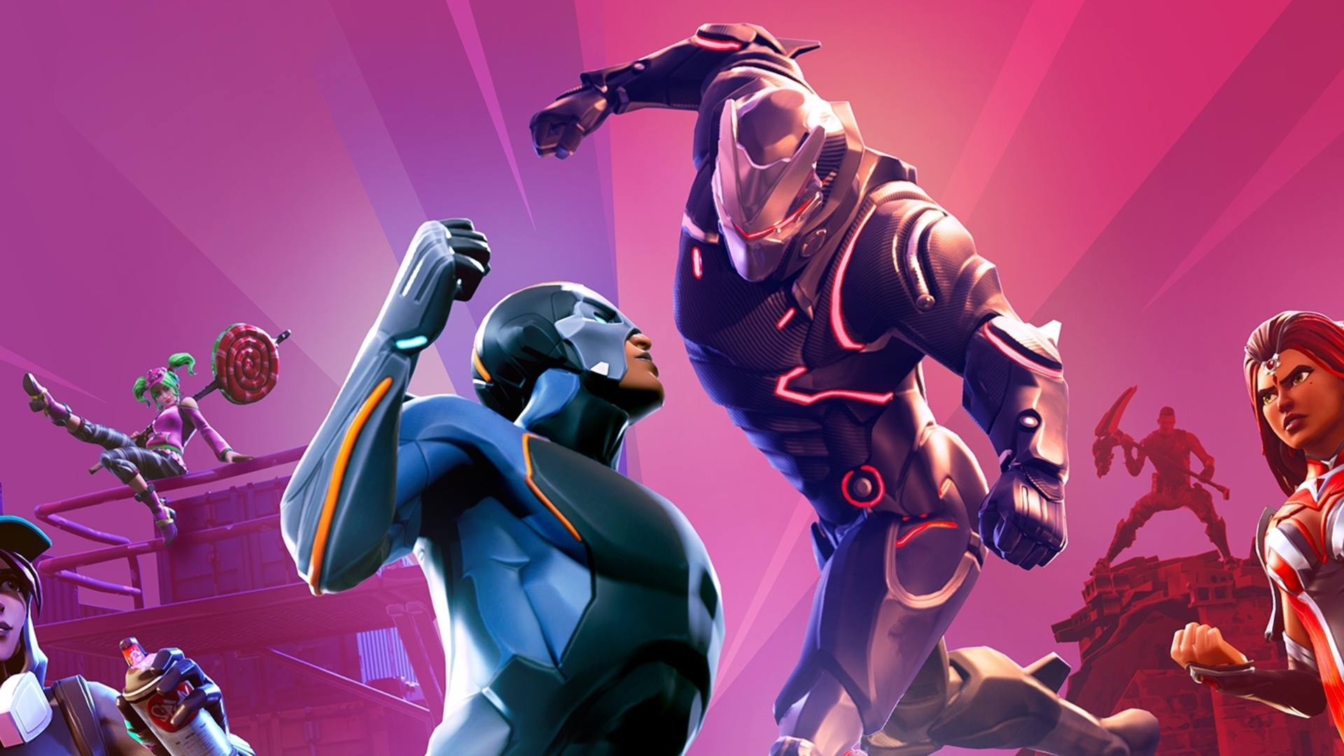 Netflix sees Fortnite as one of its greatest threats