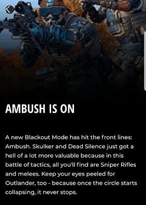 In Call of Duty: Black Ops 4 Blackout's next mode, all you