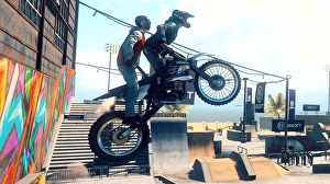 Trials Rising   prova