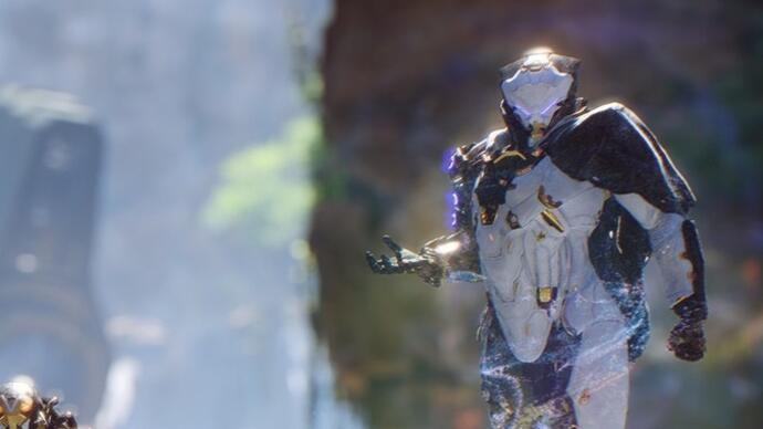 Novo gameplay de Anthem mostra o belo mundo