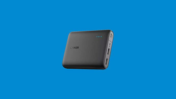 Anker portable Power Bank reduced to £15
