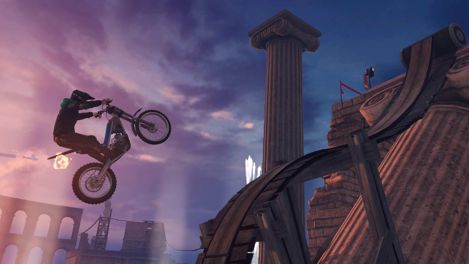 Trials Rising's leaderboards and user-created tracks will be cross-platform