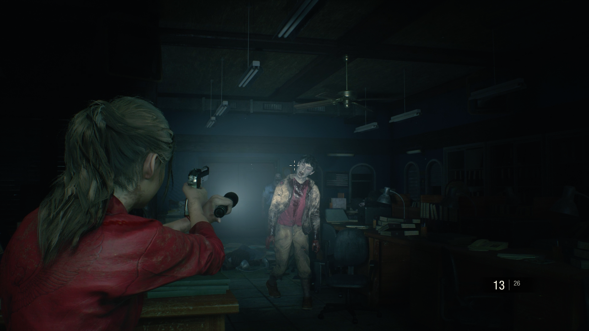 New Game or 2nd Run? :: Resident Evil 2 General Discussions