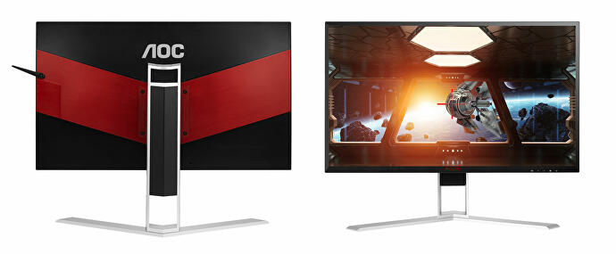 "aoc_agon ""data-2019 / articles / 2019-01-22-17-22 / aoc_agon.jpg"" /> </figure> <p>     <strong> 2560×1440 ● 144Hz ● 30-144Hz VRR range ● HDMI VRR Xbox One Support <br /> Buy from Amazon.com for $ 400 Buy from Overclockers.co.uk for £ 420 </strong><br />   </p> <p> The 27-inch Agon AG271QX combines a 1440p resolution with a 144Hz refresh rate, providing a noticeable improvement in two dimensions over the standard 1080p60 monitors. The Agon's VRR range is one of the widest we've seen, extending from 30Hz to 144Hz to ensure that the technology will almost always be in play. That's especially true on the Xbox One, as many titles dip into the thirties and most games do not offer graphical options. The TN panel used here offers extremely low input lag at 5ms, but it suffers from narrower viewing angles and poor color reproduction than VA or IPS displays. </p> <p> This monitor is also one of the best gaming monitors for the Xbox One, thanks to adaptive sync support over HDMI and a refresh rate of 120Hz. It works well in games like unlocked games like Rainbow Six Siege, and the higher refresh rate means an 8ms frame-time dip in games that run with v-sync enabled. <strong> </strong> The cheapest 24-inch AG241QX offers similar VRR performance at $ 310 / £ 320. </p> </section> <section class="