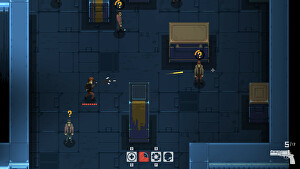 Disjunction è un Hotline Miami in stile stealth\ciberpunk