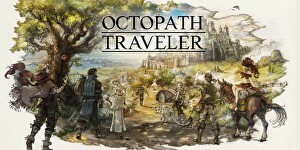Square Enix ha registrato lo stile grafico di Octopath Traveler