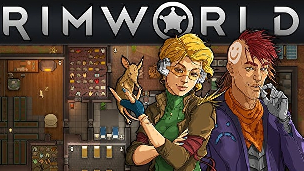 Survive space together with this RimWorld multiplayer mod