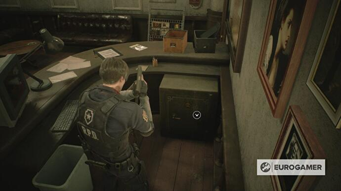 Resident Evil 2 Safe Codes and Portable Safe combinations
