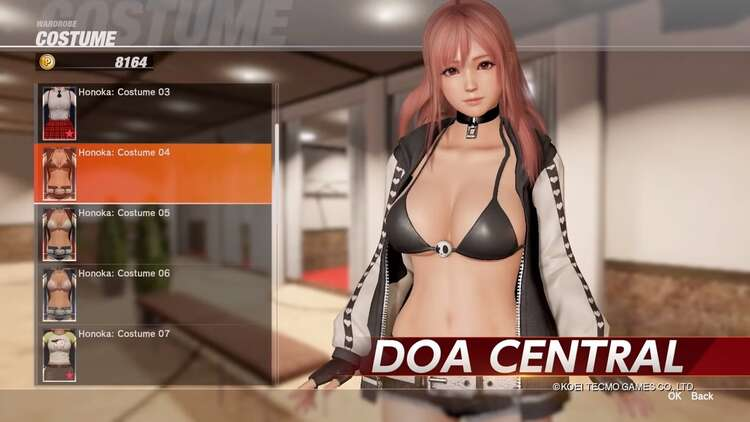 Dead Or Alive 6 Hasn T Toned Down The Sexualisation It S Just