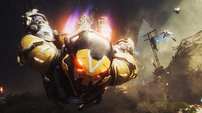 All EA games affected as publisher's server network struggles amid Anthem demo launch