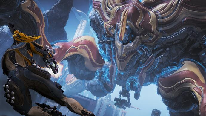 Warframe's Fortuna-expanding Profit-Taker update comes to Xbox One and PS4 tomorrow