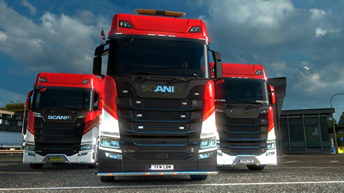The Truck Simulator radio stations making waves in the real