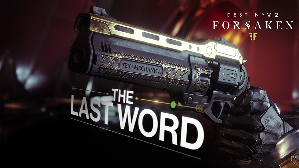 Destiny 2 The Last Word quest explained and how to complete