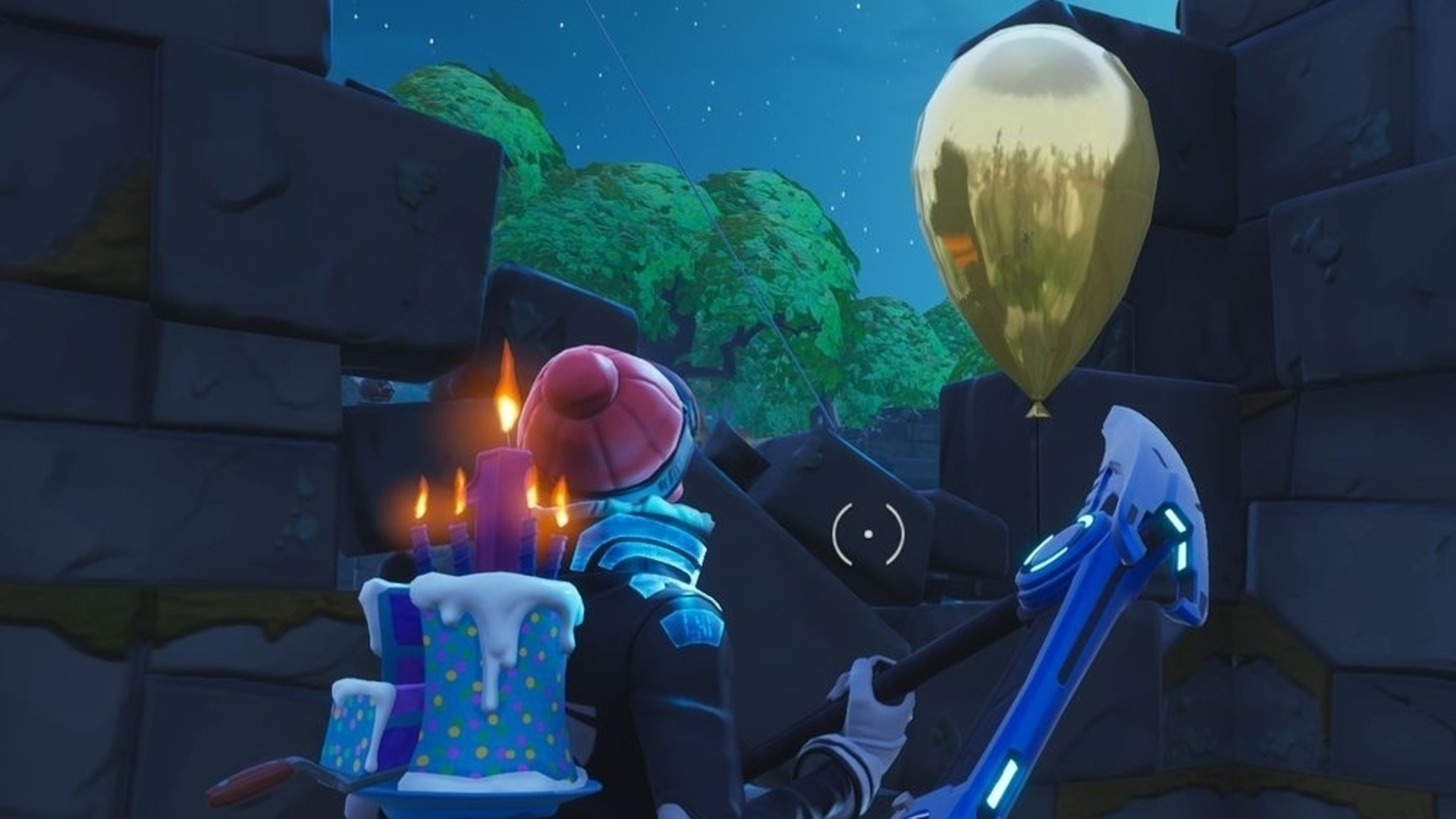 ... Fortnite Balloon Locations Where To Pop Golden Balloons Eurogamer Net  Source · Knight Watch Of Fortnite HD Wallpaper Download Apple IPhone 7 Plus  ...