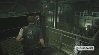 Resident Evil 2 - King, Queen and Rook Plug locations