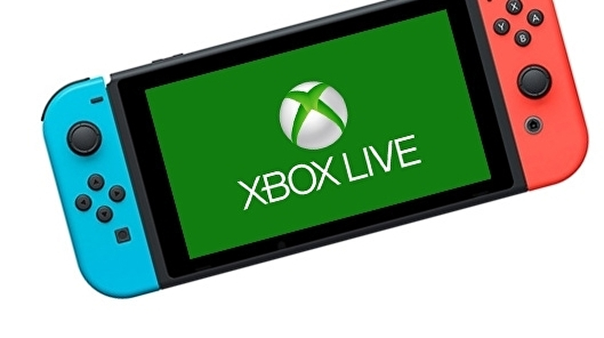 Microsoft plans Xbox Live for Nintendo Switch, mobile