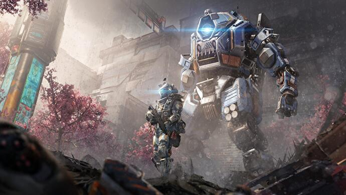 The world thinks we're making Titanfall 3 and we're not