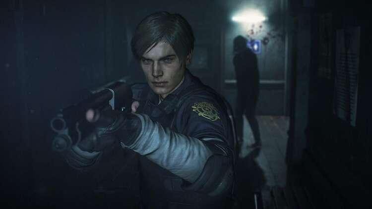 Now There S A Resident Evil 2 First Person Mod Eurogamer Net