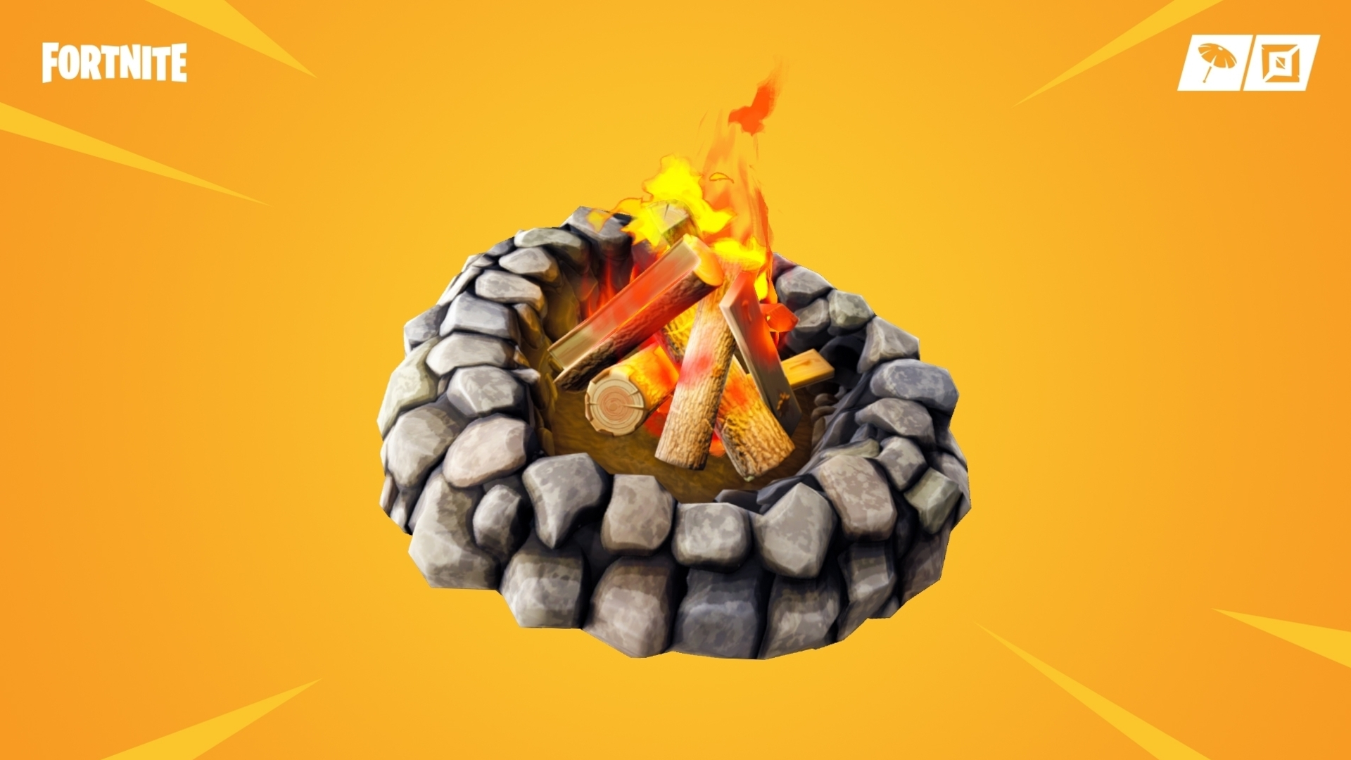Fortnite adds chaotic bottle rockets and environmental campfires