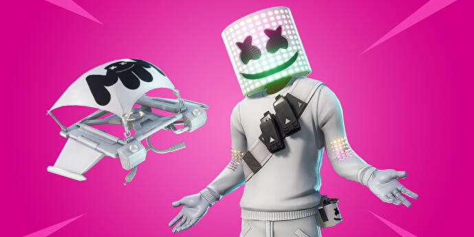 Marshmello_Fortnite_Skin