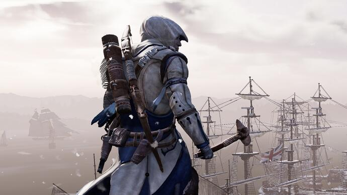 Here's how Assassin's Creed 3 Remastered looks