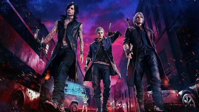 Nuovo trailer e video gameplay per Devil May Cry 5